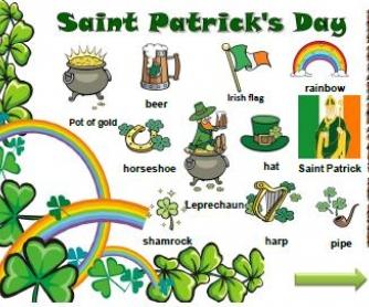 Resultado de imagen de st patrick's day