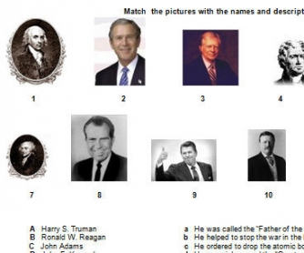 Do You Know American Presidents?