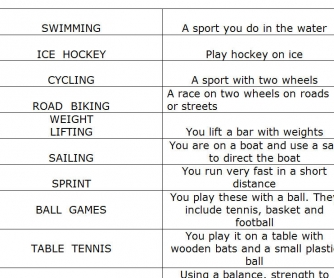 Sports Mingle