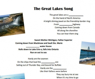 The Great Lakes Song