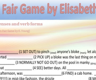 Fair Game (Mixed Tenses)