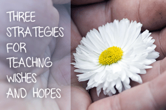 I Dream Of… Three Strategies for Teaching Wishes and Hopes