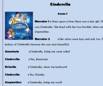 Cinderella Role Play 2