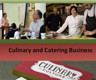 Culinary and Catering Business