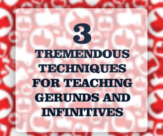 I Like Swimming: 3 Tremendous Techniques for Teaching Gerunds and Infinitives