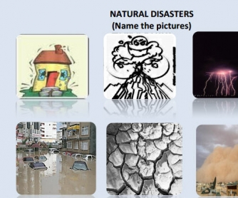 The esence of natural disasters descriptive essay