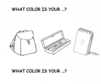 What Color Is Your ...? Interview