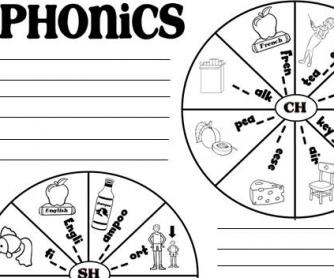 phonics worksheet