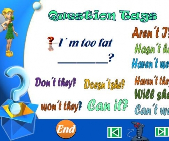Tag Questions: PowerPoint Presentation