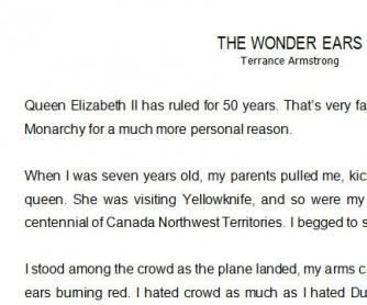 The Wonder Ears