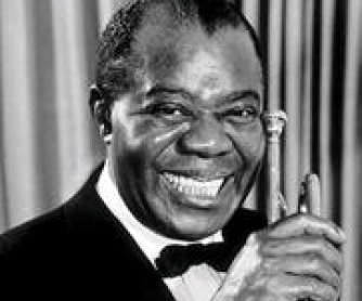 Song Worksheet: What A Wonderful World by Louis Armstrong [Alternative 2]