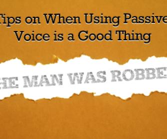 passive voice communicative activities