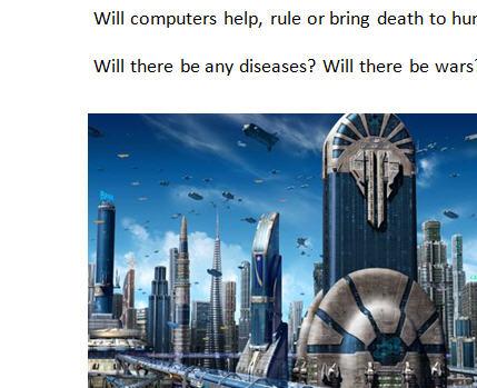 Future Simple for Predictions