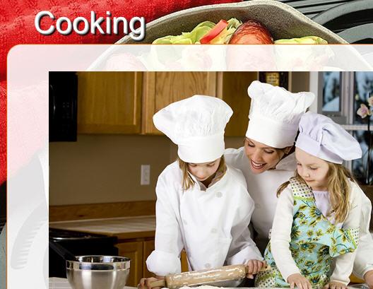 Cooking PowerPoint Worksheet