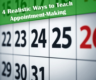 Are You Free on the 12th? Realistic Ways to Teach Appointment-Making