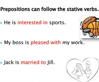 Stative Passive