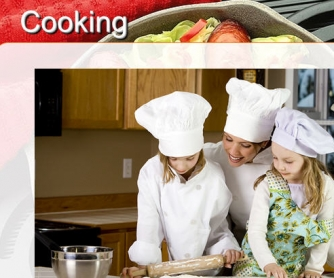 Cooking PowerPoint Worksheet