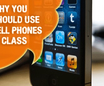 Why You Should Use Cell Phones in Class: 8 Activities For Putting Phones to Positive Use in the ESL Classroom