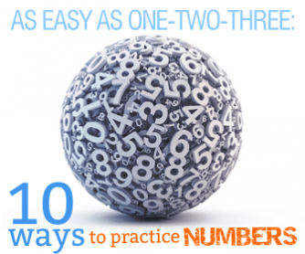 ways to write numbers The rules for writing numbers call for spelling out numbers under ten  are often written in multiple ways  to spell out or write numbers,.