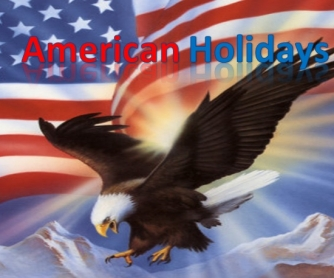 American Holidays [PPT Presentation]