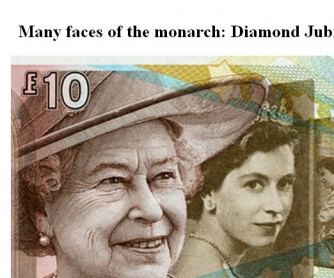 The Many Faces of Queen Elizabeth