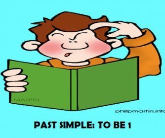 Past Simple: To Be 1