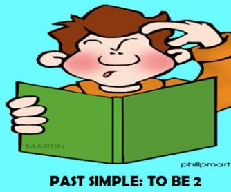 Past Simple: To Be 2