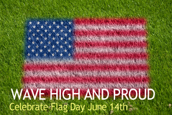 Wave High and Proud: Celebrate Flag Day June 14th