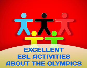 Ready, Set, Go! - Excellent ESL Activities about the Olympics