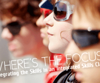 "Where""s the Focus? Integrating the Skills in an Integrated Skills Class"
