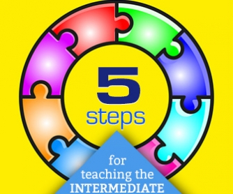 "I Don""t Know What They Don""t Know: 5 Steps for Teaching the Intermediate ESL Student"