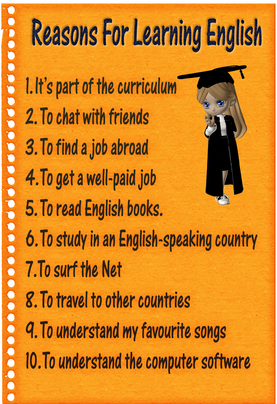 One of the most common questions from English language learners is ...