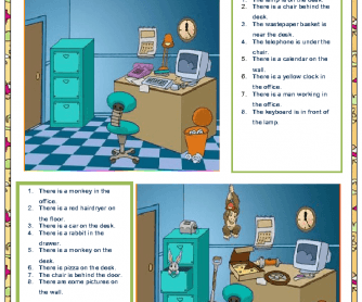 The Office Error Analysis Worksheet