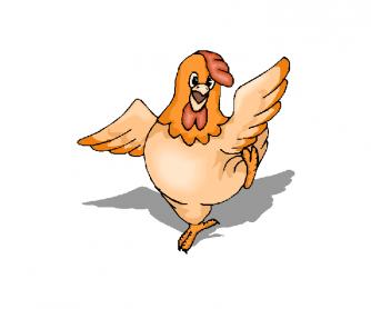 Farm Animals: Flashcards