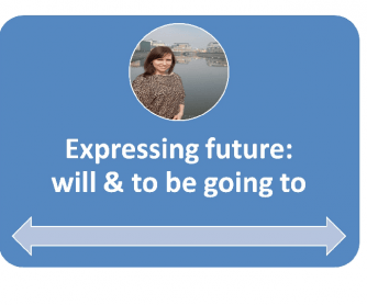 Expressing Future (will, be going to)