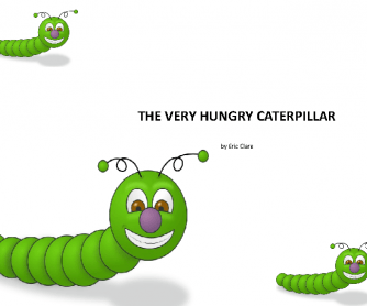 The Very Hungry Caterpillar [For Young Learners]