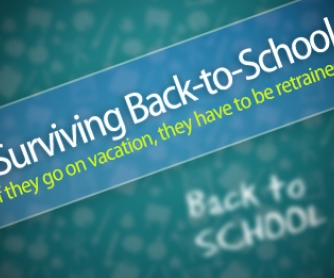 If They Go on Vacation, They Have to Be Retrained: Surviving Back-to-School