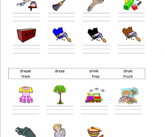 Naming Pictures for Vocabulary Development