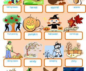 Autumn [Pictionary]