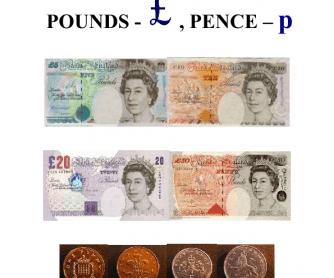 POSTER: British Money