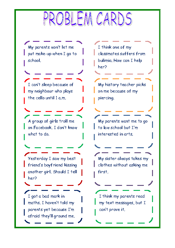 writing prompts for teenagers