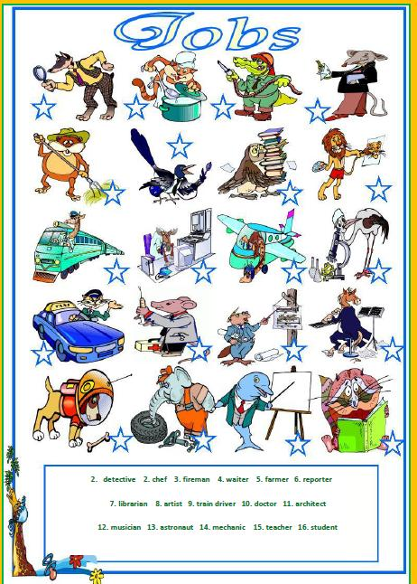 Jobs And Professions furthermore Jobs Flashcards Games Warmers Coolers together with Image Width   Height   Version also Job Matching also Image Width   Height   Version. on jobs matching worksheets for kids 5