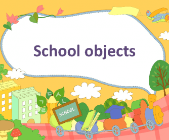 School Objects