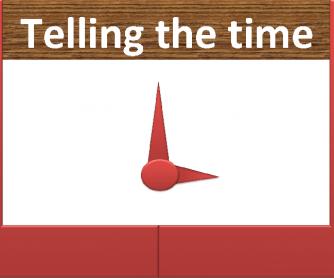 Telling Time [Slides]