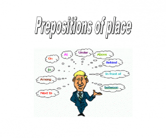 Prepositions of Place [Presentation]