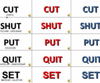 Verb List PPT (with Audio)