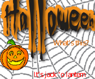 Halloween[26-page PPT]