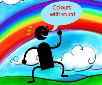 Colours with Sound