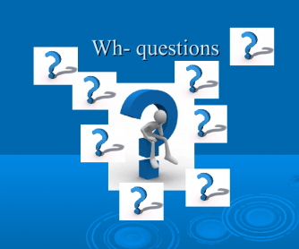 Types of Questions Powerpoint Presentation
