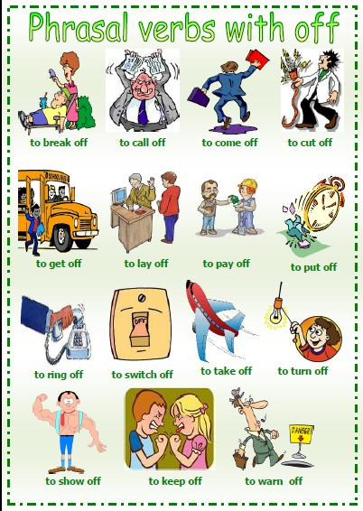 This is a 2-page worksheet for teaching phrasal verbs at intermediate ...